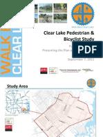 Clear Lake PM#3 - Presentation
