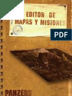Editor Mapas y Misiones Panzers II