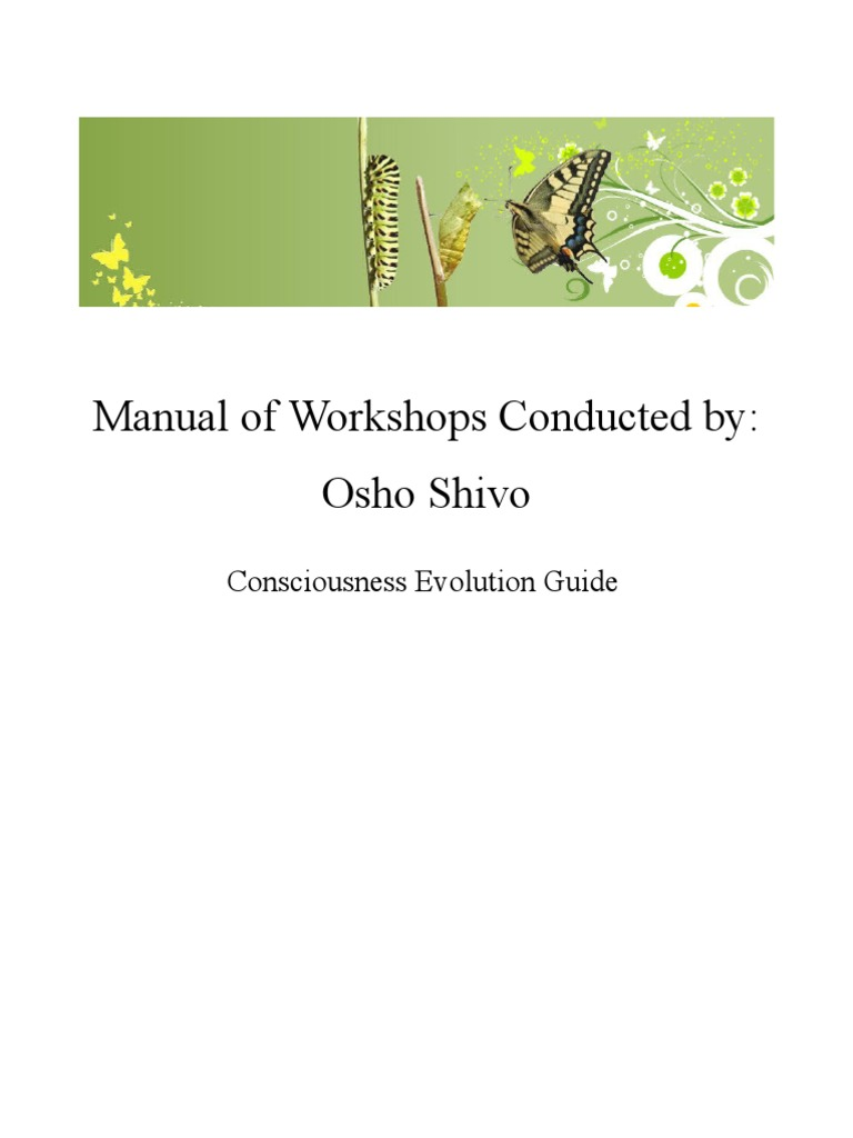 Manual workshops by osho shivo astrology horoscope geenschuldenfo Image collections