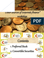 Preferred Stock and Convertible Bonds 2003