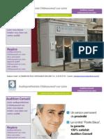Audioprothésiste Châteauneuf sur Loire - Correction de la Surdité Châteauneuf sur Loire