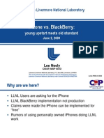 iPhone vs BlackBerry-Lee Neely
