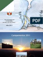 Campamentos SAFA 2011