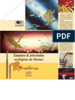 Zarpazos & Pinceladas ecológicas de Moraes - Alfredo Moraes - PortalGuarani