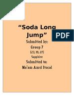 Soda Long Jump