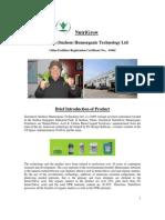 Nutrigrow Product Info - 2 Jun 2011