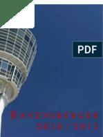 RAVENSBERGER  KATALOG 2010/2011