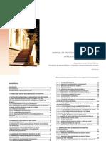 Manual de Procedimentos, Elaboração e Apresentação de Projet
