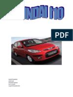 Marketing Management on Hyundai i 10