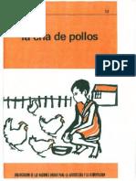 cria de pollos
