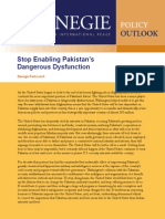 Stop Enabling Pakistan's Dangerous Dysfunction