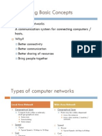 Networking Basic Concepts Lecture 2 Web Technology