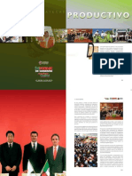 Primer Informe de Gobierno Eje 3 Zacatecas Productivo