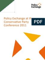Conservative Schedule 2011