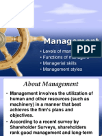 10 Unit 12 Management Styles
