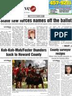 Kokomo Perspective September 7, 2011