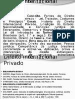 Propedêutica do DIPr  I - Conceito, Fontes e Histórico