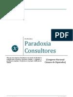 Informe Reunión de Comisión de Asuntos Constitucionales. 07-09-2011. Diputados Nación.