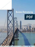 100831 Business Restructuring