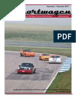 Der Sportwagen - November / December 2011