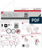 Bike-Sigma1106 Manual BC1106
