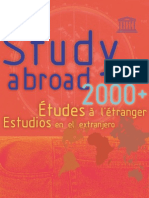 Study Abroad Guide by UNESCO