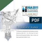 OGA 2011 Exh Index Email
