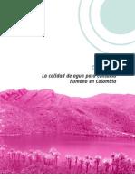 Calidad Del Agua en Colombia 2007 - 2008