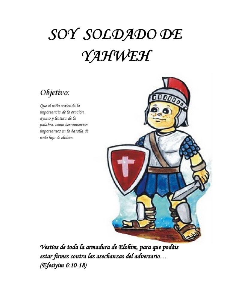 Soy Soldado de Yahweh