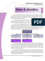 Gems & Jewellery Sector