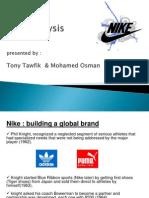 Nike Case Study 1