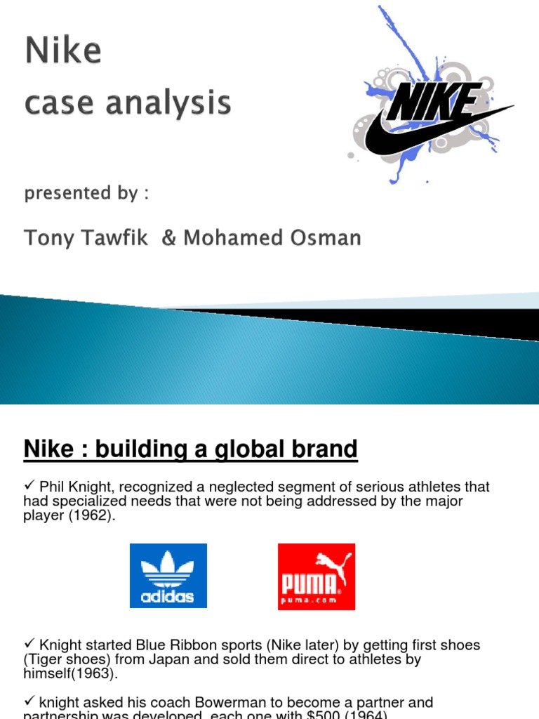 MIT Sloan Sustainability Initiative  Nike   pages BBA    Strategic Management syll