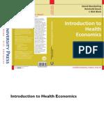 Introduction to Health Economics