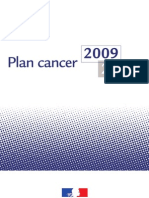 Plan Cancer 2009 2013 France