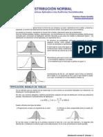 Problemas de Distribucion Normal - Pag. 2-7