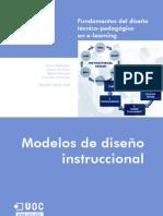 Modelo de Diseño Instruccional