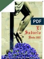 El Sudario 2002 Cartel