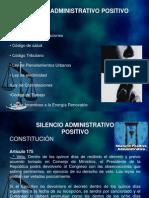 Silencio Administrativo Positivo Guatemala