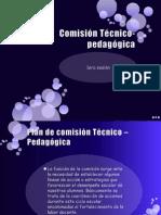 Comisión Técnico-pedagógica