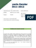 Proyecto Escolar2010-2011