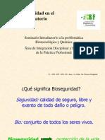 Bioseguridad 2009