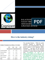 View on Cognizant Strategy