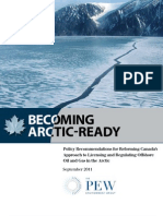 Becoming Arctic-Ready
