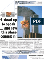 The Amazing 9/11 Story of Robin Lamprecht