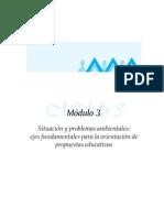 Módulo 3 Problemas Ambientlaes