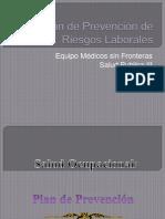 Ocupacional - Plan de Prevencion - Medicos Sin Fronteras