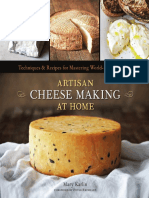 Excerpt from Artisan Cheese Making at Home by Mary Karlin