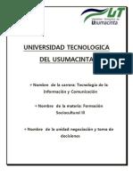 Universidad Tecnologica Del Usumacinta