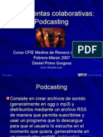 Curso Web20 s3 Podcast