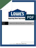 Lowe's Brand Strategy